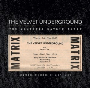 The Velvet Underground. The Mix tapes