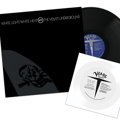 White Light/White Heat (2LP – 45th Anniversary Edition) (with Flexi Exclusive)